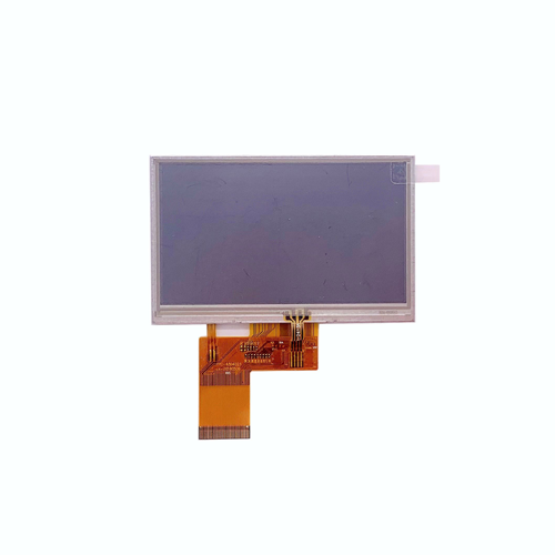 4.5 inch resistive touch screen