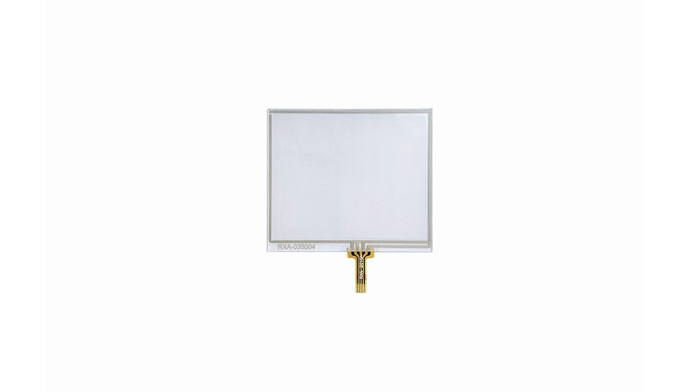 4wire 3.5 Inch 240x320 Resistive Touch Screen 2 Layers