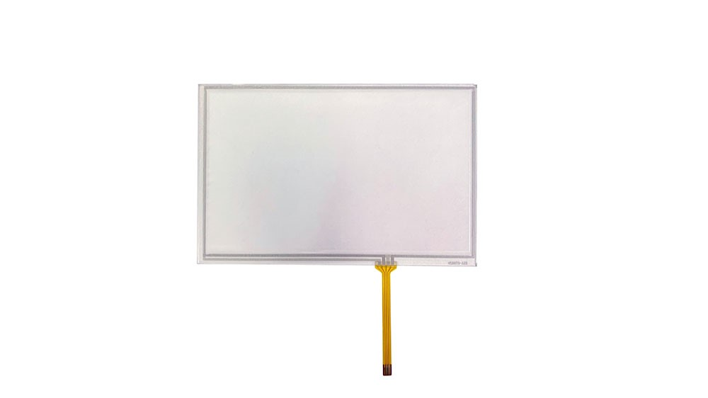 4wire Anti-Newton Ring 7.0 Inch Resistive Touch Panel