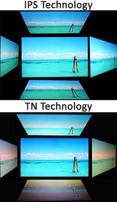 IPS vs TN: Screen technologies explained and which is the best choice?
