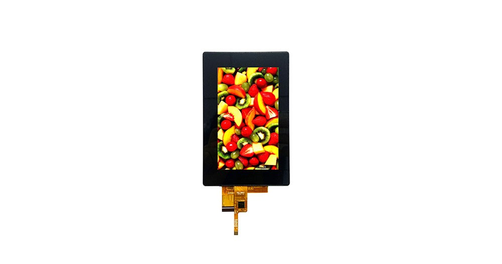 Hot-sell 4.3 inch TFT IPS LCD Display module with Custom touch screen