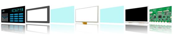 embedded display system