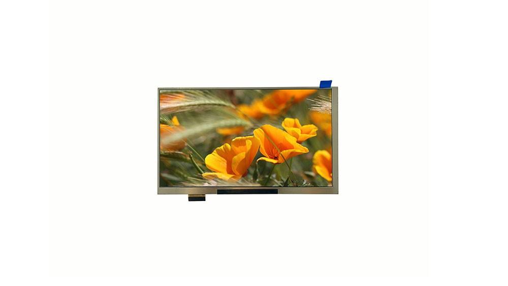 Custom China 7 inch TFT LCD Display 1024x600 MIPI interface with IPS view angle, 7 inch TFT LCD Display 1024x600 MIPI interface with IPS view angle Factory, 7 inch TFT LCD Display 1024x600 MIPI interface with IPS view angle OEM