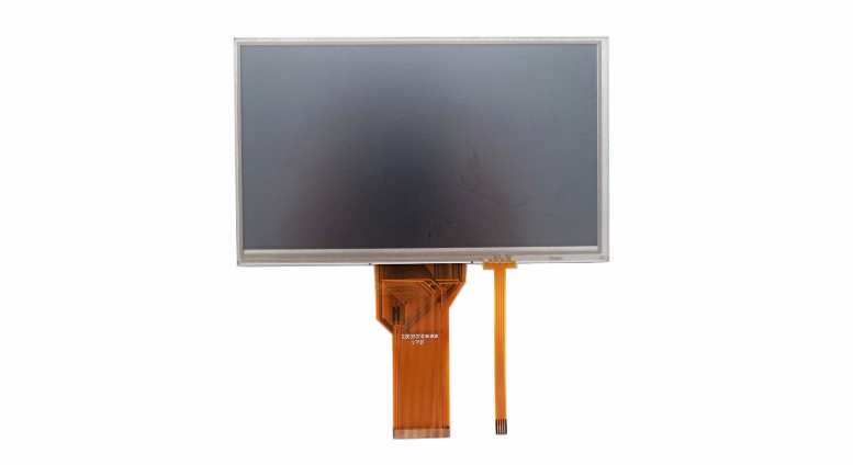 ventilator lcd display touch