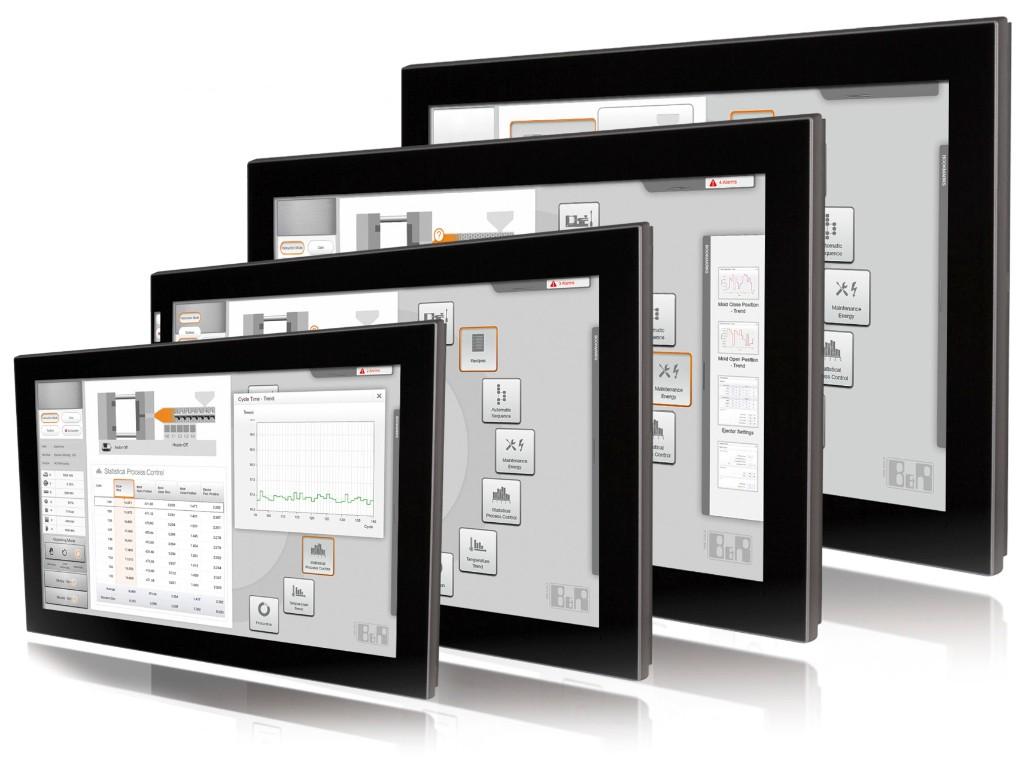 산업용 터치 스크린이란 무엇입니까?