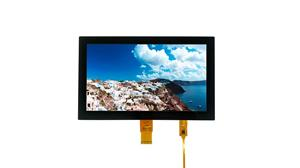 Reshine 10 inch 1024x600 lvds to hdmi ips lcd display with touch screen