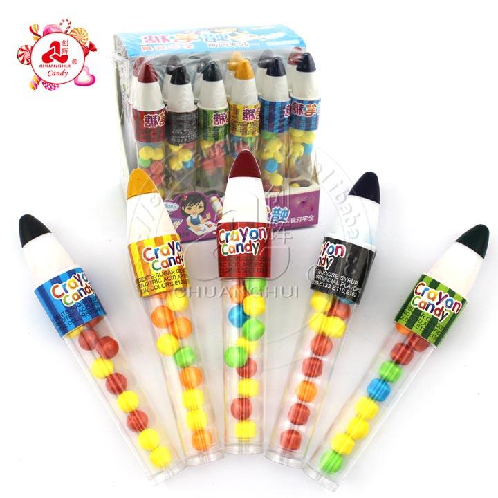 6g bonbons bonbons colorés crayon jouet