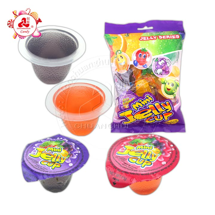 20pcs per bag 15g Mini Jelly Candy