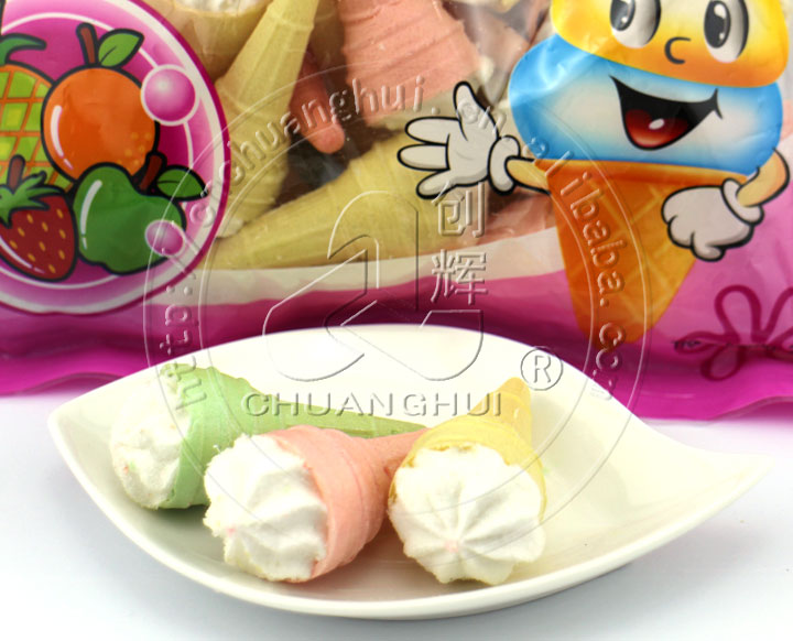 Ice Cream Shape Cone Cotton Candy Manufacturers, Ice Cream Shape Cone Cotton Candy Factory, Supply Ice Cream Shape Cone Cotton Candy