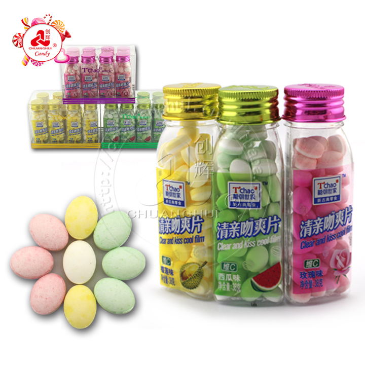 High Quality Sorbitol Tablet Candy