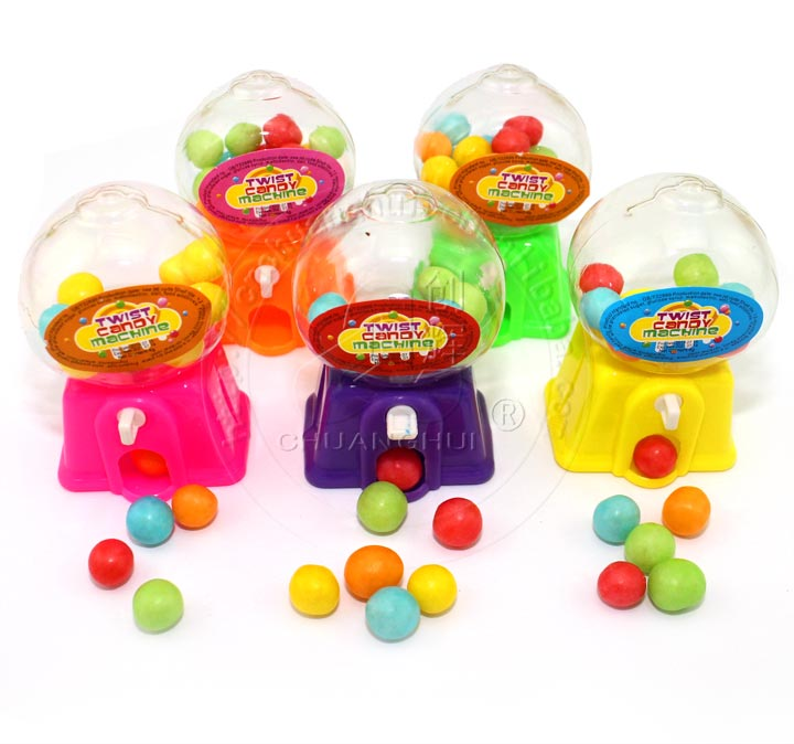 Dispenser toy candy Vending machine with Puffing candy ball Manufacturers, Dispenser toy candy Vending machine with Puffing candy ball Factory, Supply Dispenser toy candy Vending machine with Puffing candy ball