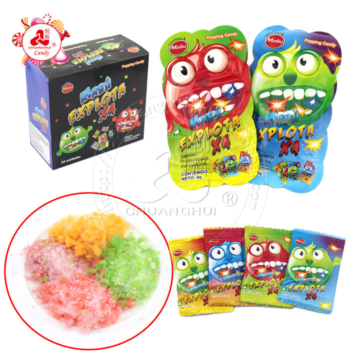 4g Fruity Magic Pop Candy