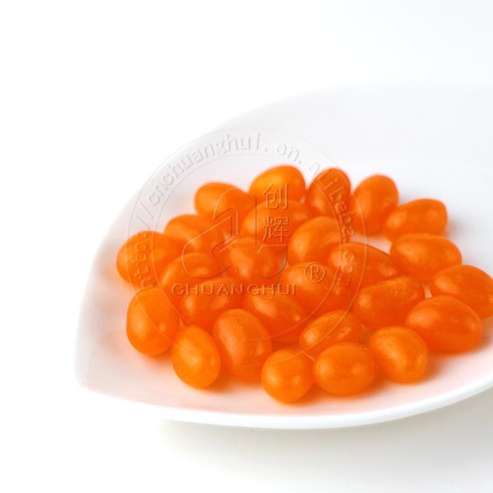 96g Orange flavored jelly beans candy in a carrot bag Manufacturers, 96g Orange flavored jelly beans candy in a carrot bag Factory, Supply 96g Orange flavored jelly beans candy in a carrot bag