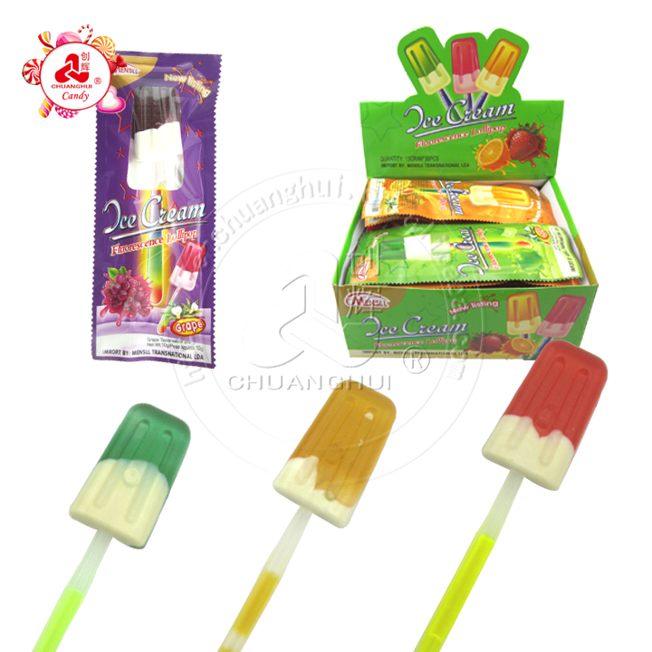 Glowing Ice Sucker Light Lollipop