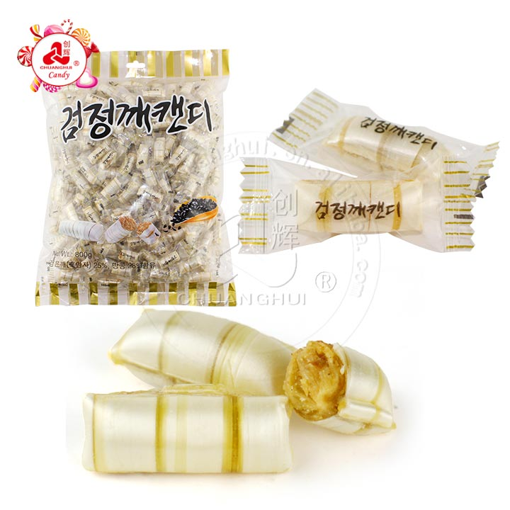 Korea Black sesame peanut crisp candy