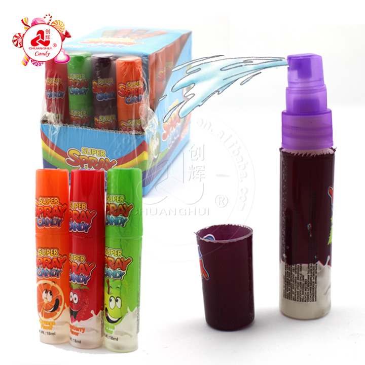 Bonbons Magic Fruity Super Spray