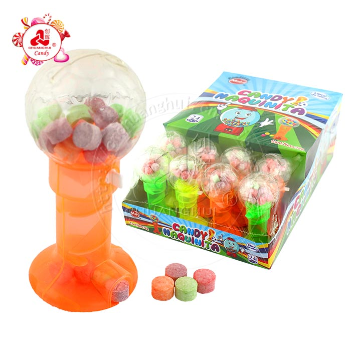 Football Cup candy machine toy candy dispenser sugar free candy