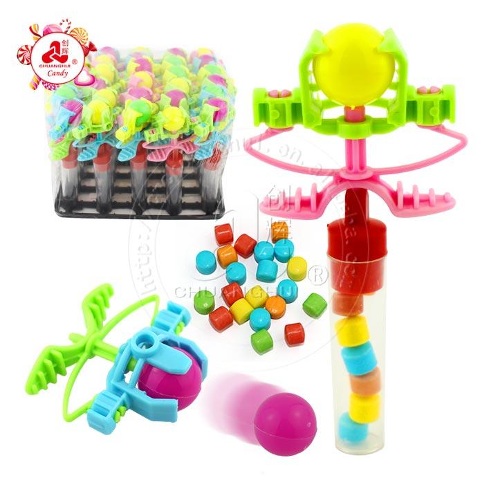 Bonbons de jeu de flipper 2020 / nouveau jouet de tir à deux mains