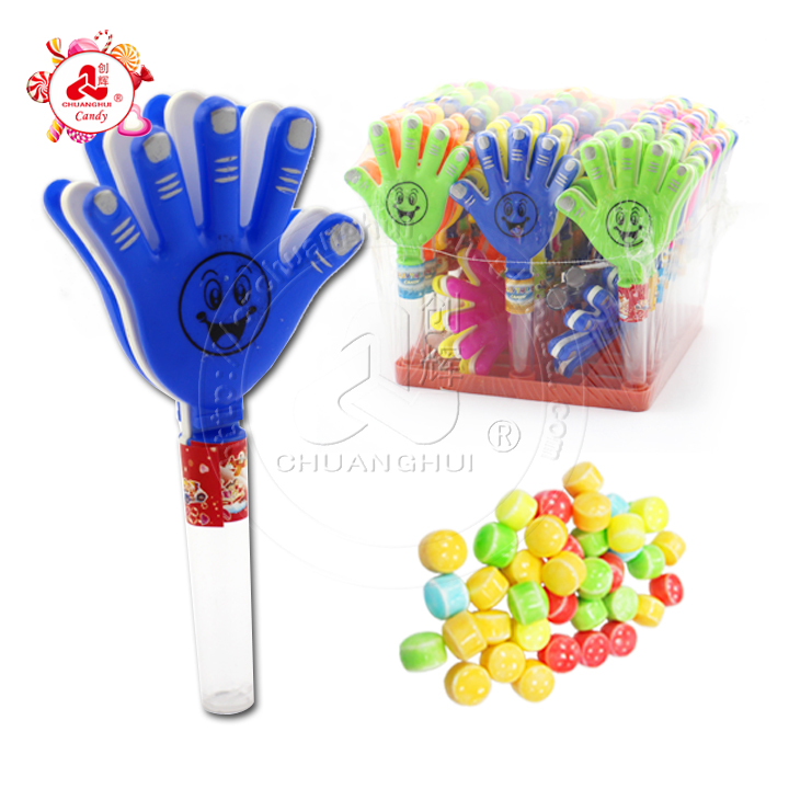Smiley Face Ping Hand Clap Toys
