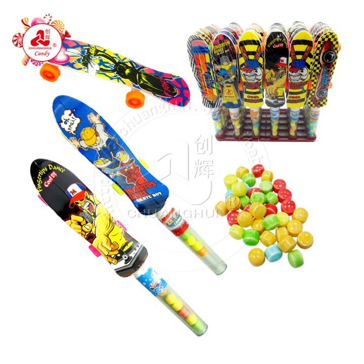 Skateboard Toy Candy
