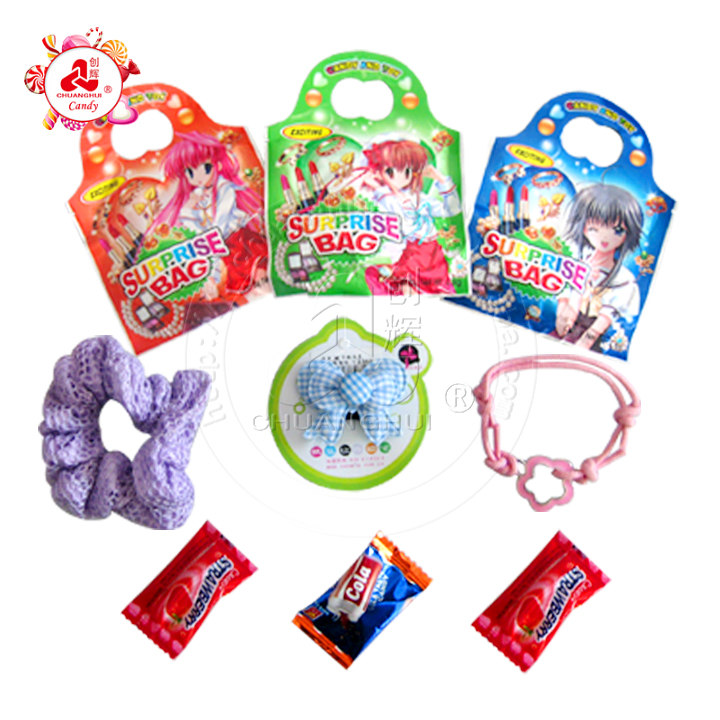 Fille Surprise Bag Toy Candy