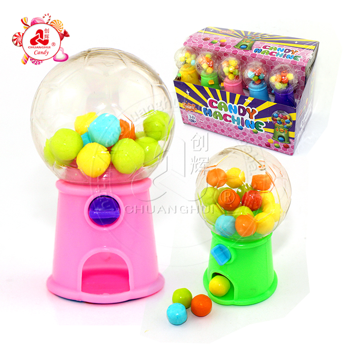 Mini Football Shape Candy Dispenser Toys Machine