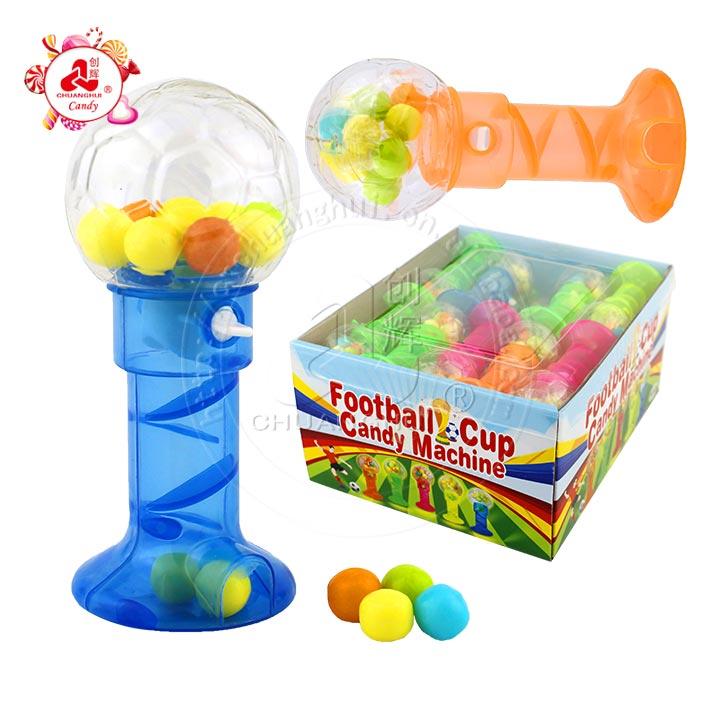 2020 Football Cup machine à bonbons jouet distributeur de bonbons balle de rebond