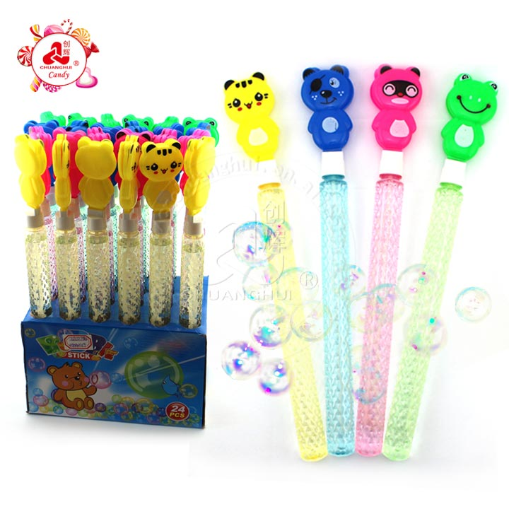 125ml Cartoon Clap Bubble water wand
