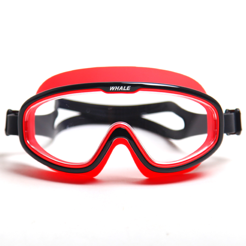 Junior Unique Large Frame Factory OEM Swim Goggles CF-9100