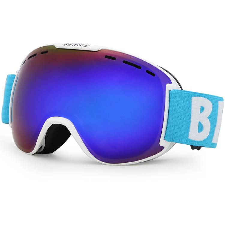 Huge vision double windproof lens Ski Goggles SNOW-3400