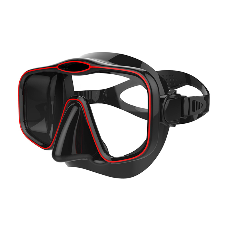 Professional diving goggles snorkel dive set scuba diving set MK-1100
