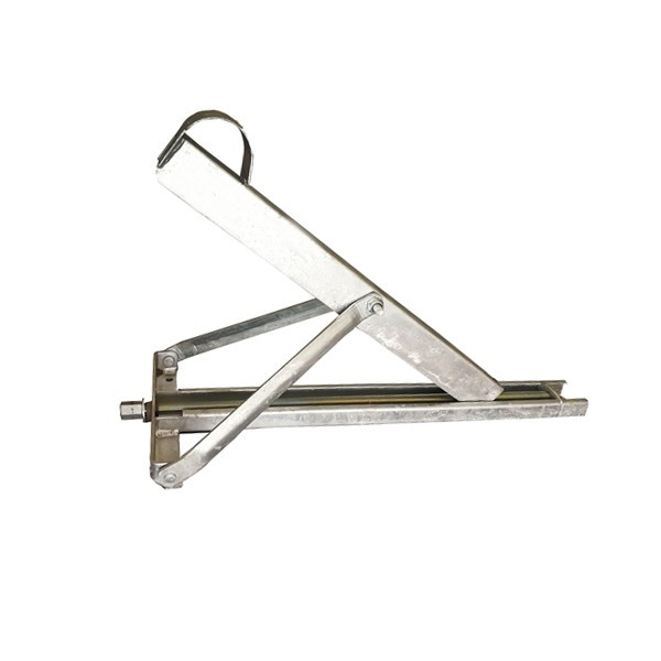 Galvanized Telescoping Trailer Stabilizer Jack