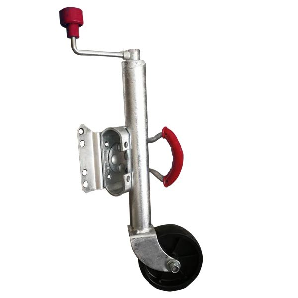 1000LBS Swing Trailer Jack Wheel Galvanizing Oberfläche
