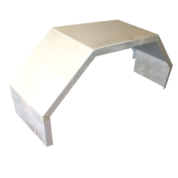 Steel Trailer Fenders For 13inch Wheel
