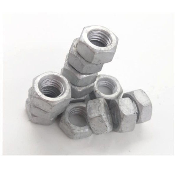 Zinc Plated Nuts Different Sizes