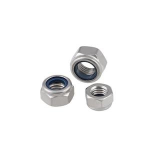 Stainless Steel Nuts Different Sizes
