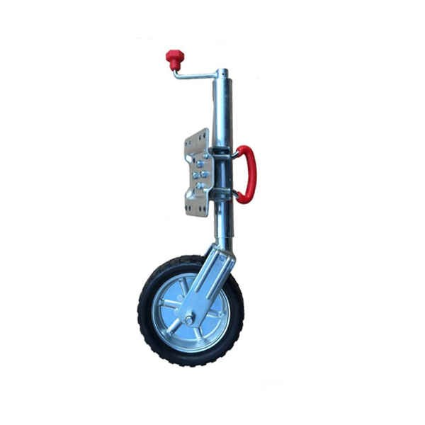 2000LBS Heavy Duty Swivel Trailer Jack Wheel