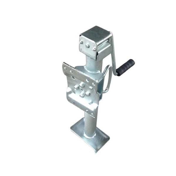 5000LBS Side Zinc Surface Wind-Up Trailer Tongue Jack