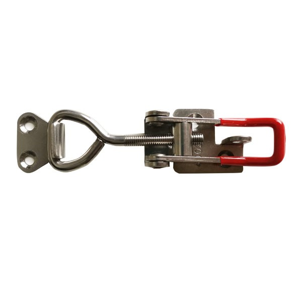 Trailer Parts Type Stainless Overcenter Fastener Trailer Toggle Clamp Latch