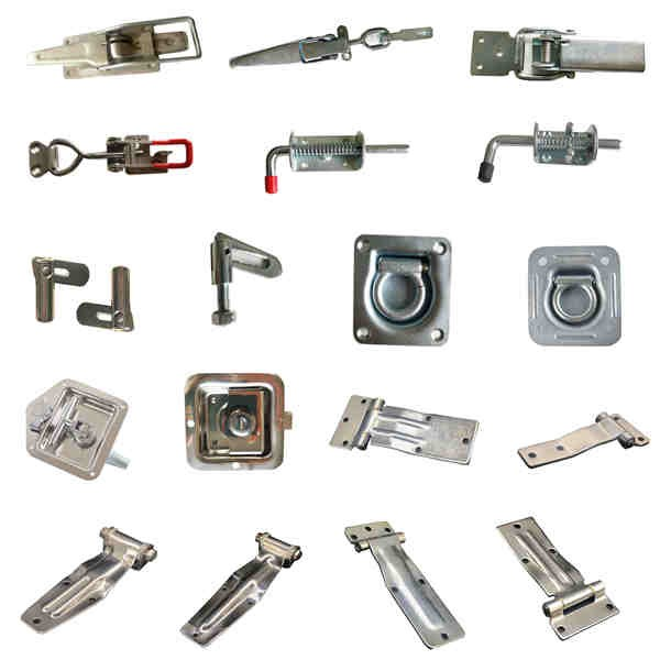 Trailer Parts Paddle Latch Lock Manufacturers, Trailer Parts Paddle Latch Lock Factory, Supply Trailer Parts Paddle Latch Lock