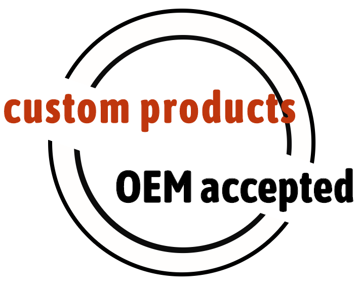 OEM and Customer Products Are Acceptable