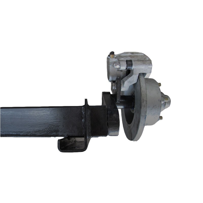 Trailer Torsion Axle With Hydraulic Disc Brake 750KGS 1650LBS Manufacturers, Trailer Torsion Axle With Hydraulic Disc Brake 750KGS 1650LBS Factory, Supply Trailer Torsion Axle With Hydraulic Disc Brake 750KGS 1650LBS