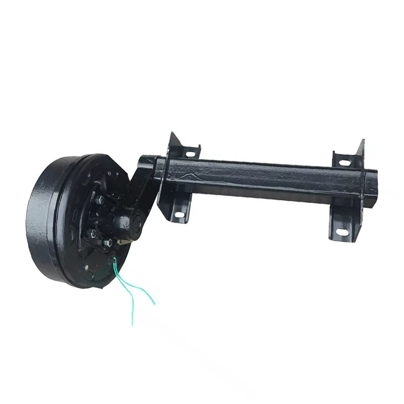 Trailer Torsion Axle With Electric Brake 2000KGS 4400LBS Manufacturers, Trailer Torsion Axle With Electric Brake 2000KGS 4400LBS Factory, Supply Trailer Torsion Axle With Electric Brake 2000KGS 4400LBS