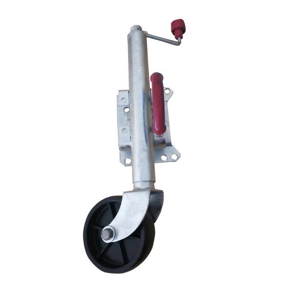 прицеп домкрат колесо