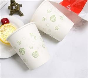 Environmentally Friendly Disposable Paper Cups