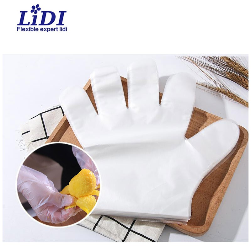Clear Plastic Disposable Gloves Manufacturers, Clear Plastic Disposable Gloves Factory, Supply Clear Plastic Disposable Gloves