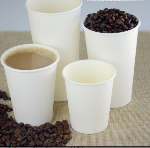 Environmental protection disposable paper cup