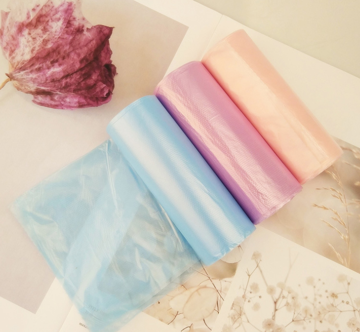 Thickening Multi-Colored Garbage Bags