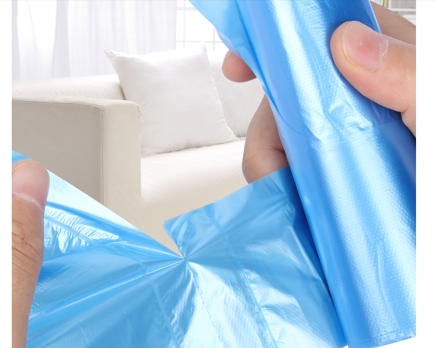 Garbage bags for household vest