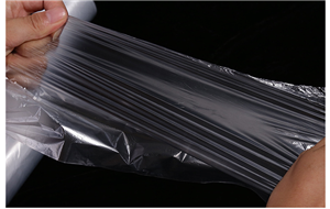 Small Roll Point Broken Type PE Bags